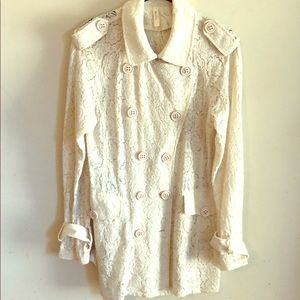 Lace Boutique Jacket
